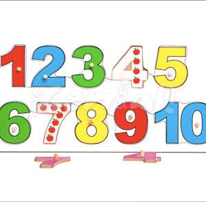 RC  Números del 1 al 10