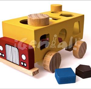 Camión Geométrico
