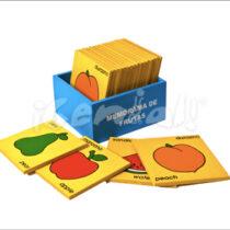 Memoria de Frutas