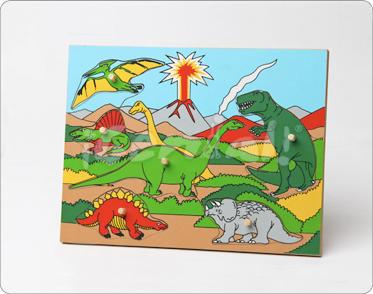 R.C. Dinosaurios Pijas