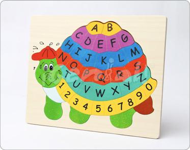 RC Tortuga ABC y Números