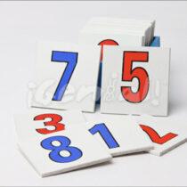 Memoria de números