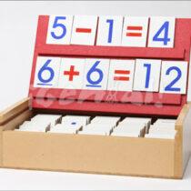 Caja de números