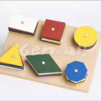 Seis Figuras Geometricas