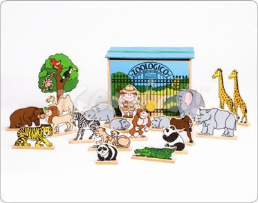 Maqueta Zoológico