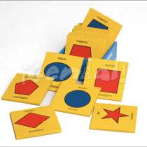 Memoria de Figuras Geométricas
